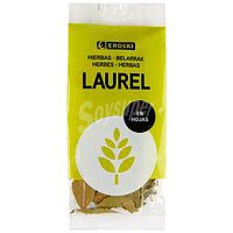 Eroski Laurel en hojas Caja 8 g