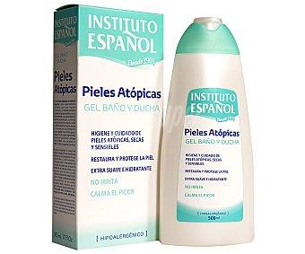Instituto Español Gel de baño o ducha para pieles atópicas 500 mililitros
