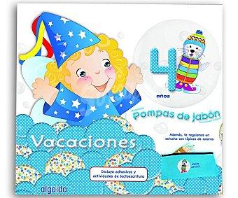 ALGAIDA Vacaciones Pompas de Jabón 4 1 Unidad