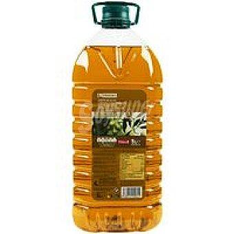 Eroski Aceite de oliva intenso 1º Garrafa 5 litros