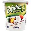 bio yogur con piña y coco  envase 400 g CELGAN Atlánticos