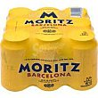 Cerveza pack 9 latas 33cl pack 9 latas 33cl Moritz