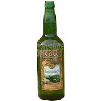 BERNUECES Sidra Natural Botella 75 cl