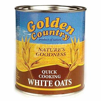 Golden country Copos de avena Lata 500 g
