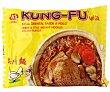 Pasta oriental con sabor a pollo 80 g Kung-fu