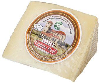 Campo Real Queso viejo oveja camporreal Cuña 250 g