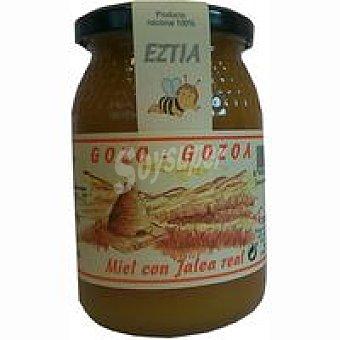 Gozo-gozoa Miel con jalea real Frasco 500 g