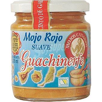 Guachinerfe Mojo rojo suave Frasco 250 g