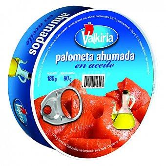 Valkiria Palometa ahumada en aceite 90 G 90 g