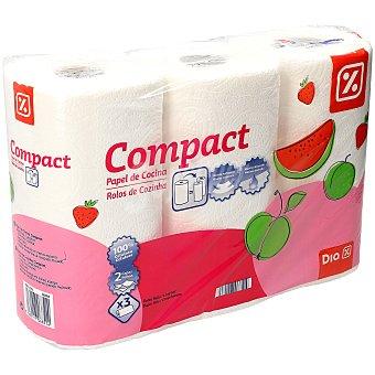 DIA Papel de cocina compact decorado Paquete 3 uds