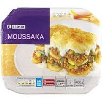 Eroski Moussaka Tarrina 400 g