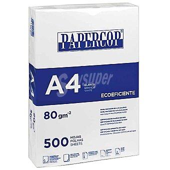 PAPERCOP Paquete de folios ecoeficiente DIN A4 500 hojas 80 g