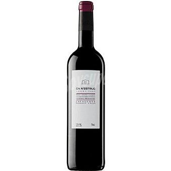 CA N'ESTRUC Vino tinto negre D.O. Cataluña Botella 75 cl