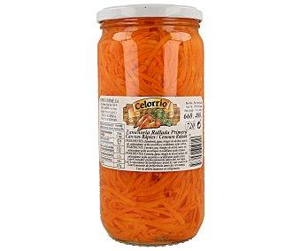 Celorrio Zanahoria rallada 400 gr