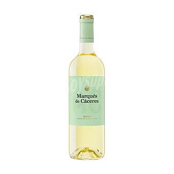 Marqués de Cáceres Vino blanco con denominación de origen Rioja Botella de 75 cl