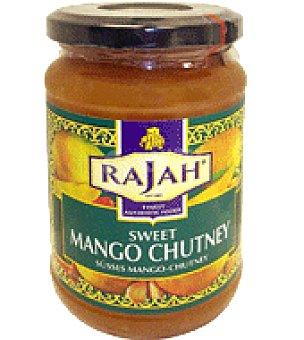 Rajah Mango chutney dulce fraco 340 g