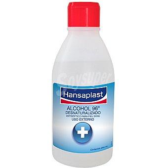 Hansaplast Alcohol 96° desnaturalizado uso externo Bote 250 ml