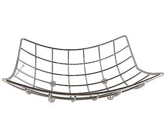 Versa Frutero cuadrado fabricado en acero inóxidable versa