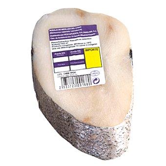Rodaja de merluza (peso aprox. ) 155 gr