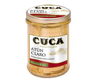 Cuca Filetes de atún en aceite de oliva (elaborados a mano) 180 g