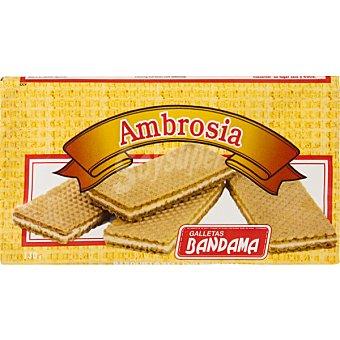 Bandama Ambrosias galletas rellenas Paquete 130 g