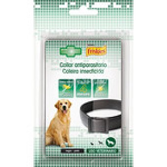 FRISKIES collar antiparasitario para perros de raza grande color negro envase 1 unidad