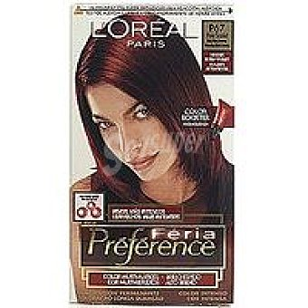 L'Oréal Preference N.67 Feria Preference Tinte scarle Caja 1 unid