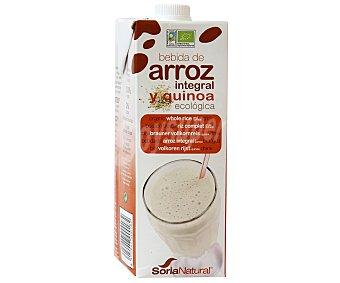 Soria Natural Bebida de Arroz y Quinoa Ecológica 1 Litro