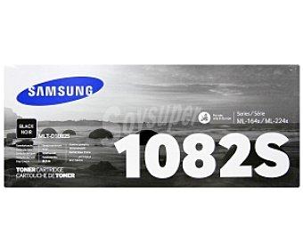 Samsung Tóner MLT-1082S Negro Nº36A Compatible con impresoras: serie ML-164x / ML.-224x