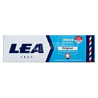 Lea Crema afeitar Tubo de 150 cc
