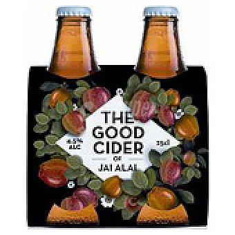 SIDRA GOOD CIDER 1000 ML PACK 4X25CL