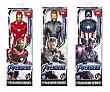 Surtido de figuras articuladas de personajes de Los Vengadores, 30cm. de alto, Titan Hero marvel.  Marvel