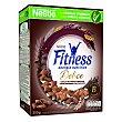 Cereales delice almohadillas chocolate Caja 350 g Fitness Nestlé