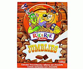 Rik&Rok Auchan Jumblies Chocolate 500 Gramos
