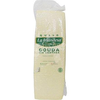 La Irlandesa queso gouda en barra 100 gramos