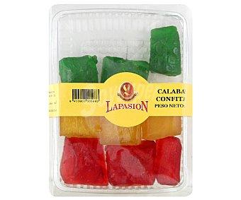 LAPASION Calabaza de colores confitada 300 gramos