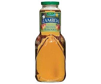 Lambda Zumo manzana ecológico Botella 1 l