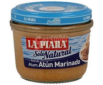 La Piara Paté de atún marinado sólo natural Tarro 100 g