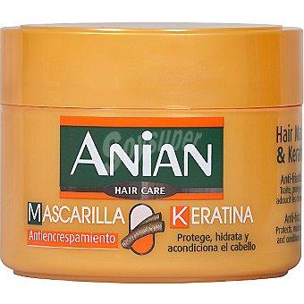 Anian Mascarilla con keratina líquida antiencrespamiento Tarro 250 ml