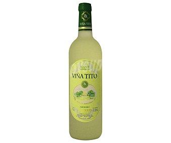 Viña Tito Vino blanco gas borja Botella de 75 cl
