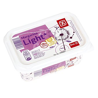 DIA Margarina ligera barqueta 500 g