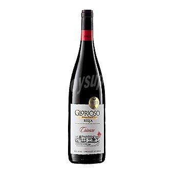 GLORIOSO vino tinto crianza D.O. Rioja botella 37,5 cl