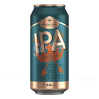 Greene King Cerveza IPA Smooth Lata 44 cl