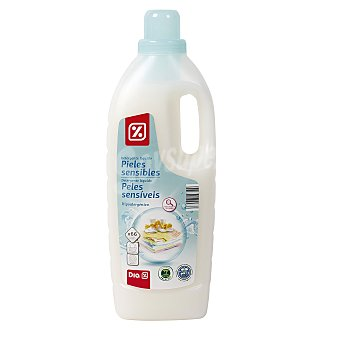 DIA Detergente líquido pieles sensibles Botella 2 lt