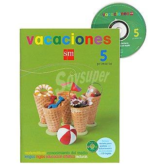 SM Cuaderno de vacaciones repaso 5º primaria