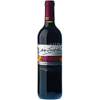Don Luciano vino tinto crianza D.O. La Mancha botella 75 cl