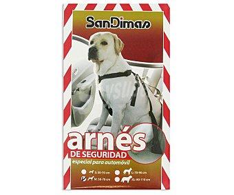 San Dimas Arnés de Seguridad para Perros Talla M 1u
