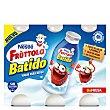 Yogur líquido de fresa Nestlé Fruttolo sin gluten Pack de 6 unidades de 90 g Fruttolo Nestlé