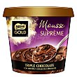 Mousse suprème de chocolate triple chocolate 170 g Nestlé gold