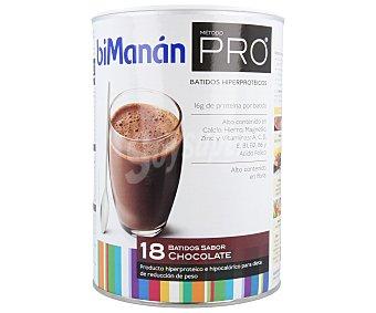 Bimanan Batido de chocolate hiperprotéico a hipercalórico para una dieta de reducción de peso 540 g
